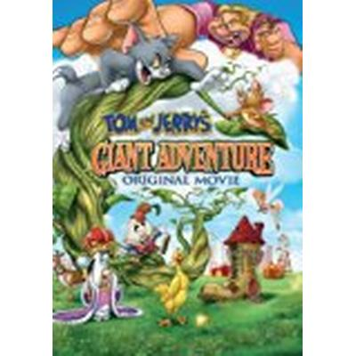 Tom and Jerry's Giant Adventure [DVD] [2013]